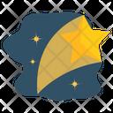 Night Star Astronauts Icon