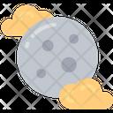Moon Moonlight Cresent Icon