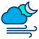 Cloud Clouds Wind Icon