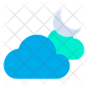 Night Clouds Icon