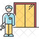 Night Dorm Watchman Icon
