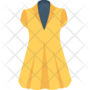 Night Dress Party Icon