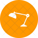 Lamp Night Office Icon