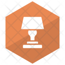 Night Lamp Bulb Lamp Icon