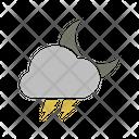 Night Lightning Icon