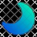 Night Mode Moon Sleep Mode Icon