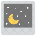 Night Background Picture Icon