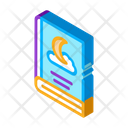 Sleep Nap Book Icon