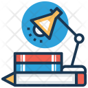 Study Space Table Icon