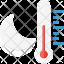 Night temperature Icon