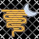 Night Tornado Icon