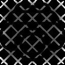 Night vision binocular Icon