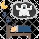 Nightmare Specter Horror Icon