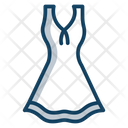 Nightwear Night Gown Nightdress Icon