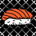 Nigiri Sushi Japanese Sushi Icon