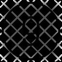 Nine Number Ninth Icon