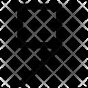 Nine Number Index Icon