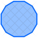 Nine Circle Icon