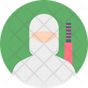 Ninja Thief Robber Icon