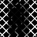 Ninja Ninjutsu Combat Icon