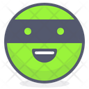 Ninja Warrior Emot Icon
