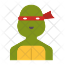 Ninga Warrior Character Icon