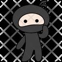 Ninja Sticker Icon