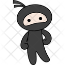 Ninja Sticker Icon