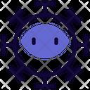 Ninja Coronavirus Emoji Coronavirus Icon
