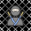 Japan Japanese Ninja Icon