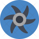 Teetering Rotor Ninja Icon