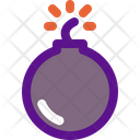 Ninja Bomb Granade Bomb Icon