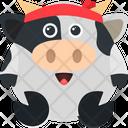 Ninja Emoji Emoticon Icon
