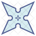 Star Throw Weapon Icon