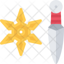 Ninja weapon Icon