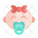 Baby Cute Kid Icon