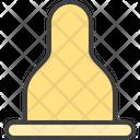 Nipple Baby Nursery Icon