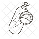 Nitro Power Perfomance Icon