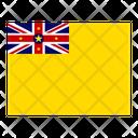 Niue Flag Flags Icon