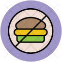 No Burger Restriction Icon