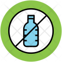 No Drink Water Icon
