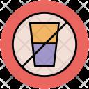 No Drink Beverage Icon