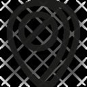 No Place Icon