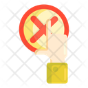 Mno No Reject Icon