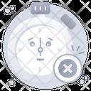 No Clock No Alarm No Reminder Icon