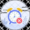 No Alarm Icon