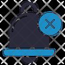 Alarm Mute Notice Icon