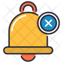 Alarm Mute No Icon