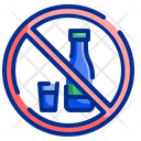 Noalcohol No Alcohol Icon