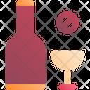 Alcohol No Drunk Icon